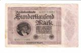 Bancnota Germania 100000 mark 1923, circulata