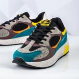 Pantofi barbati sport multicolori Penasi
