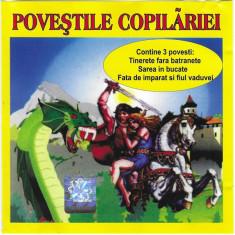 CD Daniela Crasnaru – Poveștile Copilãriei, muzica pentru copii