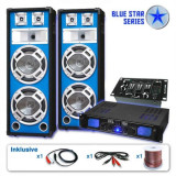 "Electronic-Star Set PA Seria Blue Star ""Basskern USB"" 2800 W"