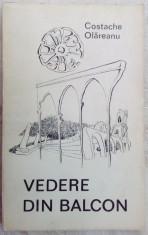 COSTACHE OLAREANU - VEDERE DIN BALCON (SCHITE) [volum de debut, 1971] foto