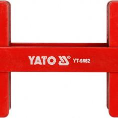 Dispozitiv magnetic reglabil pentru sudura YATO