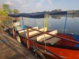 Barca Laguna 17k 10 pers+ Yamaha 100 cp