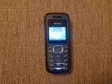 Cumpara ieftin Telefon rar Nokia 1208 black Liber retea Livrare gratuita!, Negru, Neblocat, Fara suport card