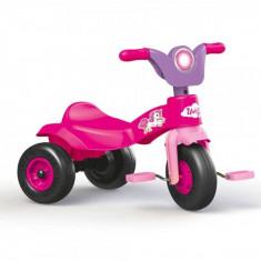 Tricicleta copii Roz Dolu