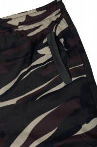 Pantaloni sport pentru barbati Red Tag, imprimeu camuflaj, Multicolor