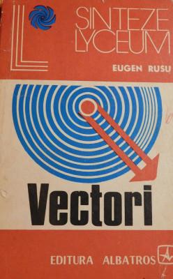 Vectori de Eugen Rusu foto