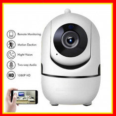 Camera Supraveghere Wireless Ip Night Vision, Camera IP