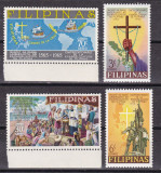 Filipine  1965  religie  MI  783-786     MNH  w59