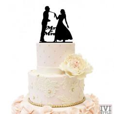 Cake Topper pentru Nunta 07
