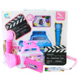 Cumpara ieftin Set Camera Si Microfon Pentru Copii