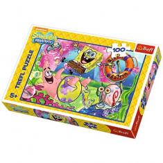 Puzzle SpongeBob 100 piese
