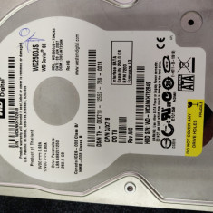 HARD DISK 250 Gb ,SATA, Western Digital
