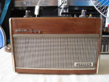 Radio GRUNDIG ELITE BOY(carcasa lemn)