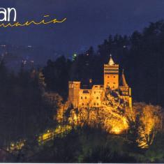 Carte postala CP BV052 Castelul Bran - necirculata