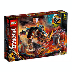 LEGO Ninjago - Creatura Minotaur a lui Zane 71719