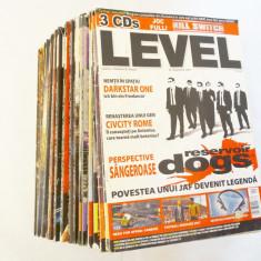 Colectie reviste LEVEL anii 2006 - 2011 - 35 numere