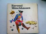 BARONUL MUNCHHAUSEN - CARTE 3D