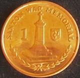 Moneda exotica 1 PENNY - ISLE OF MAN, anul 2016 *cod 2203 = A.UNC, Europa