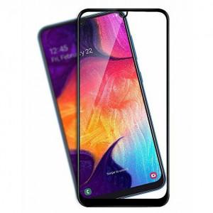 Folie de protectie 5D Samsung Galaxy A50 / A30 / A20 NEVOX NEVOGLASS, Neagra