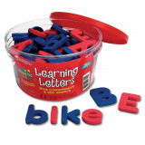 Litere magnetice mari si mici PlayLearn Toys