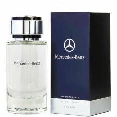 Apa de toaleta Mercedes-Benz, 75 ml, Pentru Barbati