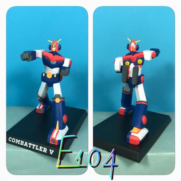 Figurina COMBATTLER V 11 cm Colectia ANIME ROBOT
