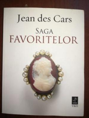 Saga favoritelor- Jean des Cars foto