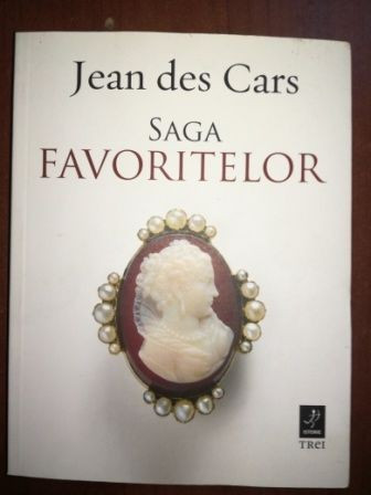 Saga favoritelor- Jean des Cars