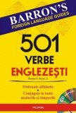 Cumpara ieftin 501 verbe englezesti (Contine CD)/Thomas R. Beyer