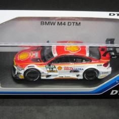 Macheta BMW M4 DTM Herpa 1:43