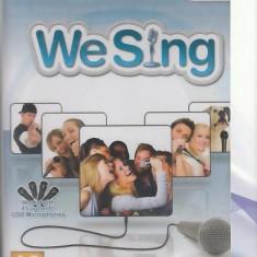 We Sing cu 1 Microfon Logitech Wii
