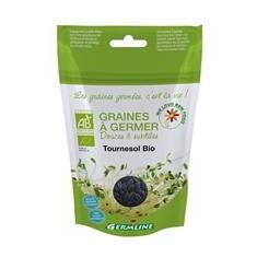Seminte de Floarea Soarelui pentru Germinat Bio Germline 100gr Cod: 3465511131105