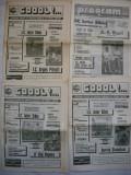 Program F.C.Inter -Sportul Studentesc 1989