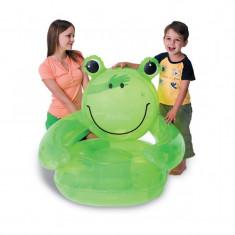 Scaun Frog Bestway, Verde