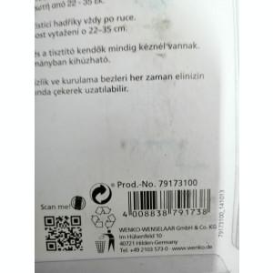Suport extensibil pentru prosoape bucatarie WENKO , prindere usa