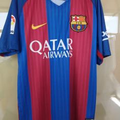 Tricou Barcelona - Nr. S,M,L,XL,XXL, XS, Maneca scurta, Nike