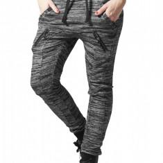 Pantaloni de trening cu fermoar dama Urban Classics XL EU