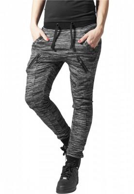 Pantaloni de trening cu fermoar dama Urban Classics XL EU foto
