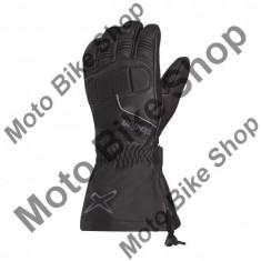 MBS Manusi piele snowmobil BRP Ski-Doo X-Team, negre, marimea M, Cod Produs: 4462980690SK