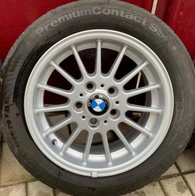Roti/Jante BMW, 5x120, 205/55 R16, Seria 3, Seria 5 foto