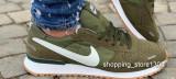 Adidasi Nike  pantofi sport Nike new model 2019, 40 - 43, Verde, Textil