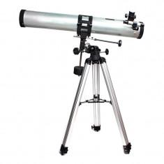Telescop astronomic reflector F90076, 4 reglaje