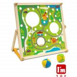 Set 4 jocuri de societate pentru copii, Im Toy