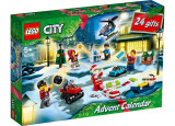 Calendar de Craciun LEGO City (60268)