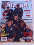 "Revista fotbal - ""Suporter STEAUA"" (Nr.30/2008) - poster achizitiile Stelei"