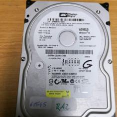 Hdd PC WD 80GB Sata #61545RAZ, 40-99 GB, Western Digital