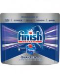 Tablete detergent pentru masina de spalat vase Finish Quantum Max, 18 bucati