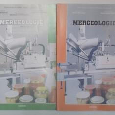 MERCEOLOGIE de NEICU BOLOGA , GEORGETA BARBULESCU , ALEXANDRU BURDA VOL I-II , 2005