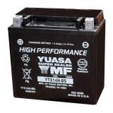 Yuasa baterie maxiscuter moto YTX14H-BS 150 x 87 x 145mm 12V 18h 1.2A Aprilia BMW